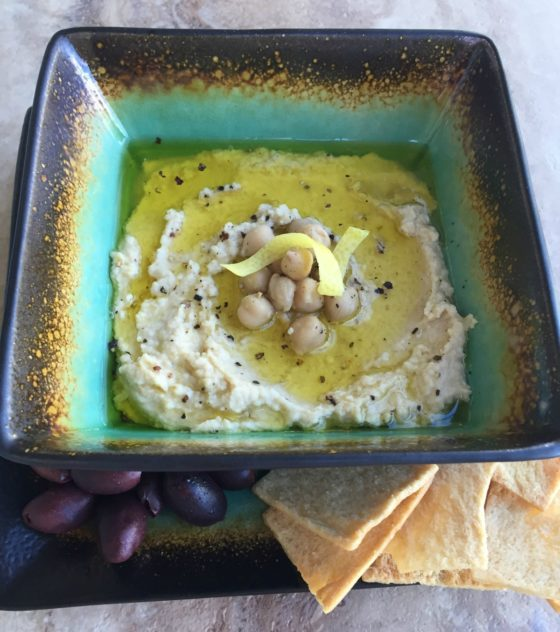 Hummus – A party sensation!